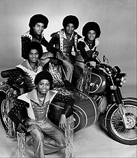 The Jacksons in 1977