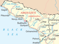 United Nations resolutions on Abkhazia
