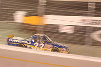 The No. 33 truck at Bristol in 2007