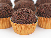 Brigadeiro is recognized as one of the main dishes of Brazilian cuisine
