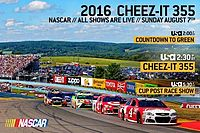 2016 Cheez-It 355 at The Glen