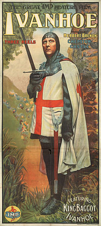 Poster for Ivanhoe (1913)