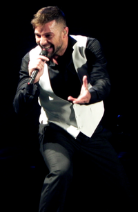 List of awards and nominations received by Ricky Martin