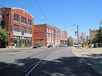 South Main Street Historic District (Memphis, Tennessee)