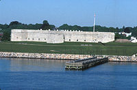 Fort Trumbull today