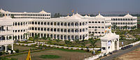 MCEE School Campus at Bhopal, India