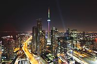 The Toronto financial district is the second largest financial centre in North America, the seventh largest globally in employment and the heart of Canada's finance industry.