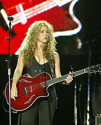 List of awards and nominations received by Shakira