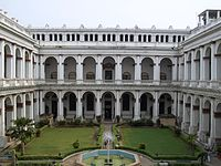 Indian Museum is the oldest and one of the largest museums in India