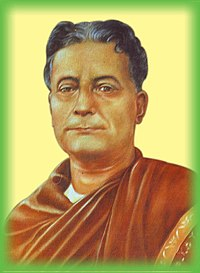 Lakshminath Bezbaroa, one of the foremost figures of Assamese literature.