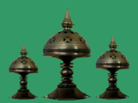 Bell metal made sorai and sophura are important parts of culture