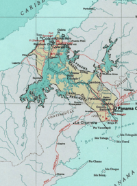 The Panama Canal Zone was once a territory of the United States