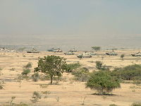 Army Armoured Corps in 2006