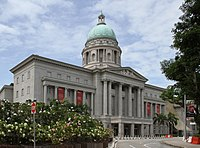 The National Gallery Singapore oversees the world's largest public collection of Singapore and Southeast Asian art