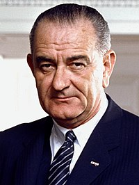 Presidency of Lyndon B. Johnson