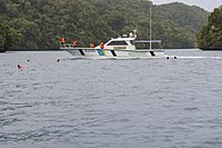 The Euatel, Kabekl M'tal and Bul provide littoral fishery protection.