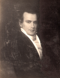 William C. Rives, Jackson's Minister to France, successfully negotiated a reparations treaty with France in 1831.