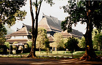 Bandung Institute of Technology in West Java