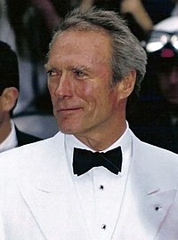 Eastwood at the 1993 Cannes Film Festival