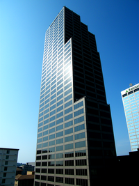 The Simmons Tower in Little Rock is the state's tallest building.