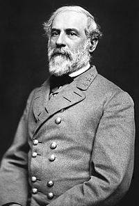 General Robert E. Lee, the Confederacy's most famous general