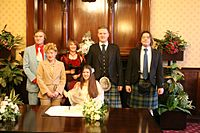 Marriage in Scotland