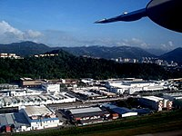 Bayan Lepas Free Industrial Zone, known as the Silicon Valley of the East