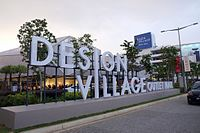 Design Village in Batu Kawan is the largest outlet mall in Malaysia.