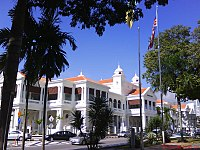 The Penang High Court building in George Town