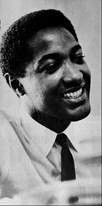 """Sam Cooke is acknowledged as one of soul music's """"forefathers""""."""