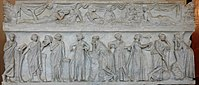 In Greek mythology, the nine Muses were the inspiration for many creative endeavors, including the arts.