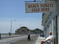 Ordinary life in New Jersey beach towns such as Asbury Park is the background to Springsteen's early lyrics