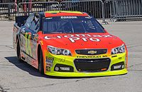 Gordon during practice for the 2013 NRA 500 at Texas Motor Speedway