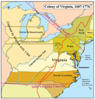 List of former counties, cities, and towns of Virginia