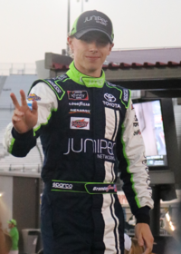Brandon Jones (racing driver)