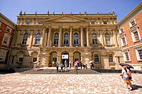 Osgoode Hall houses the Court of Appeal for Ontario, the appellate court for the province.