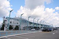 Thunder Bay International Airport is one of five international airports operating in Ontario.