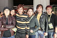Noah, one of Indonesia's popular bands