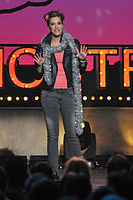 Charlotte Gabris at the Montreux Comedy Festival, 2010