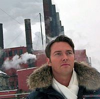 Martyn Andrews reporting from Siberia in 2007