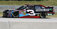Dillon's 2012 Nationwide Series car at Road America