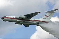 2016 Russian Ministry of Emergency Situations Il-76 crash