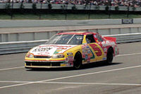 Terry Labonte's No. 5 car as it looked from 1994 until 2000.