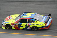 2008 No. 5 Kellogg's / Carquest-sponsored Chevrolet, driven by Casey Mears.