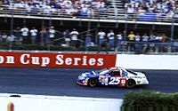 Jerry Nadeau's Michael Holigan Chevrolet in 2000