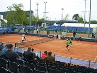 The Serbia Open, an ATP 250 tournament, was organised by the Family Sport from 2009 to 2012