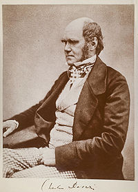Charles Darwin established that all species of life have descended over time from common ancestors.