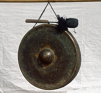 Darkhuang, Zamluang or jamluang — a traditional musical instrument found in Mizoram.Other instruments include khuang (drum), dar (cymbals), as well as bamboo-based phenglawng, tuium and tawtawrawt.