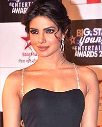 List of awards and nominations received by Priyanka Chopra