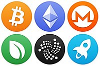 Some popular crytocurrencies and blockchain technologies